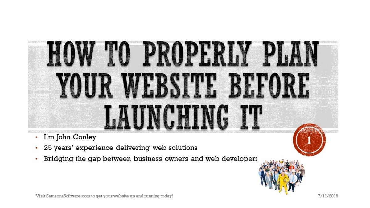 How to Properly Plan Your Website Before LaunchingIt